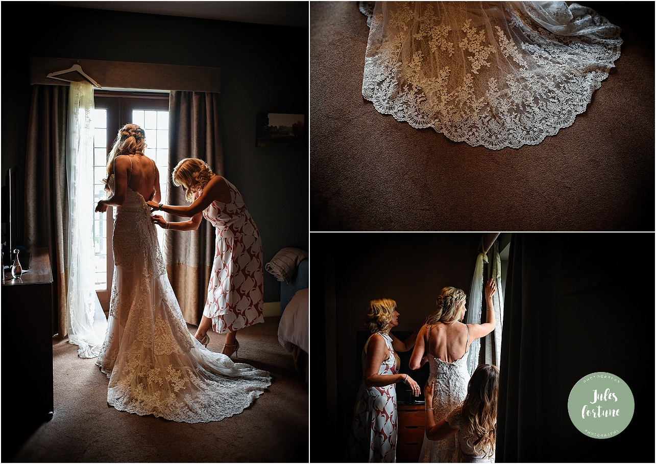 The Mere Wedding Cheshire