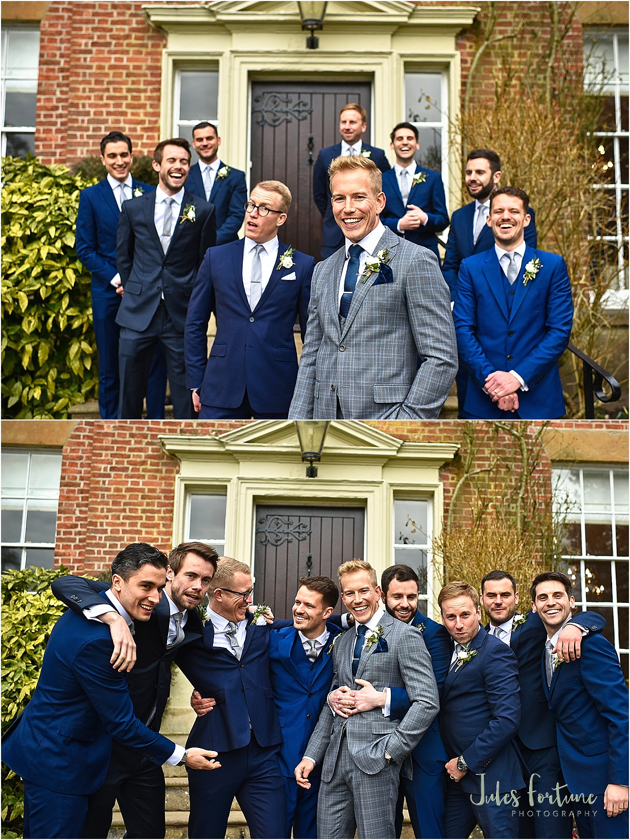 Rivington Barn Hall Wedding