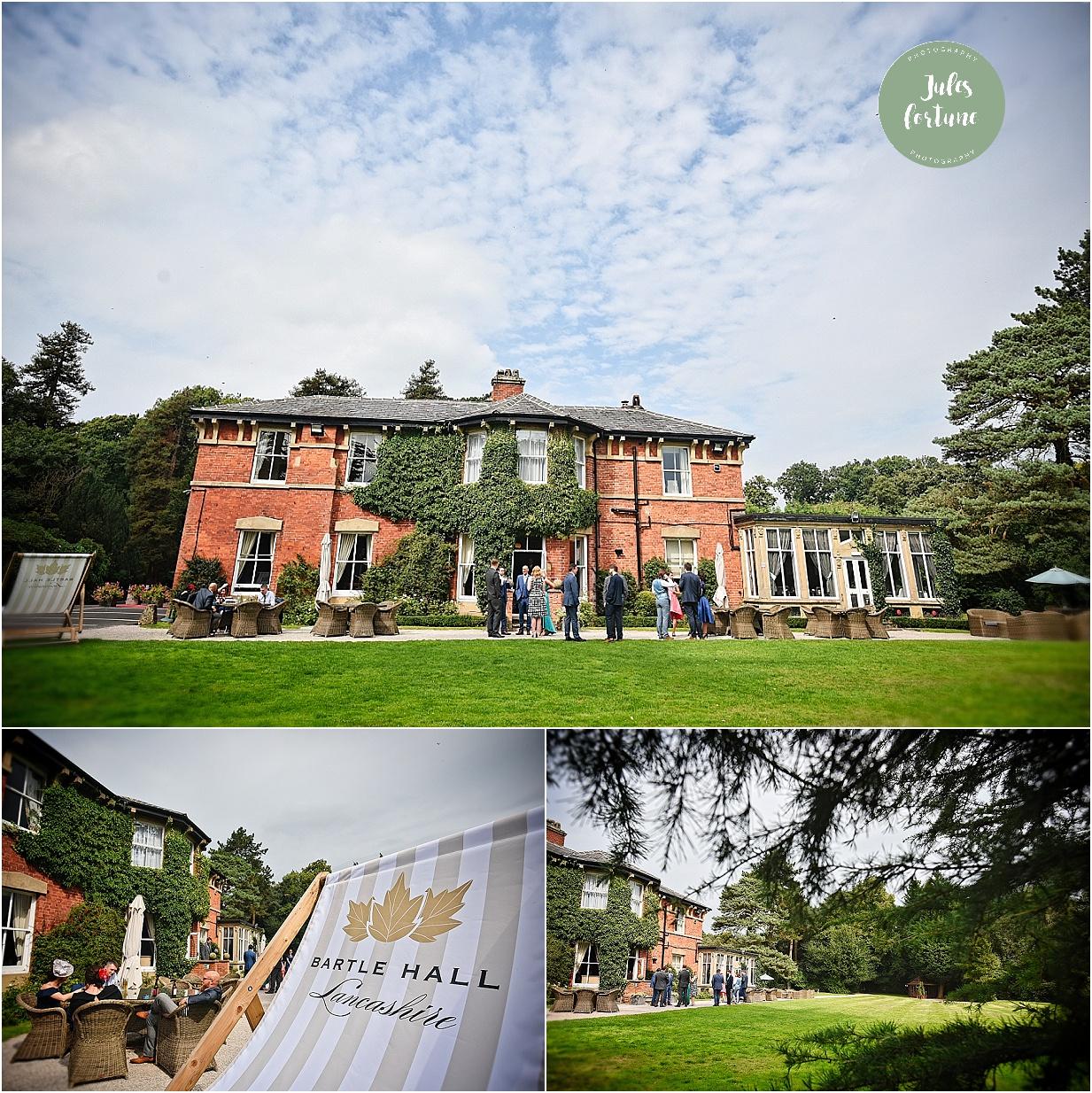 Bartle Hall Weddings Lancashire