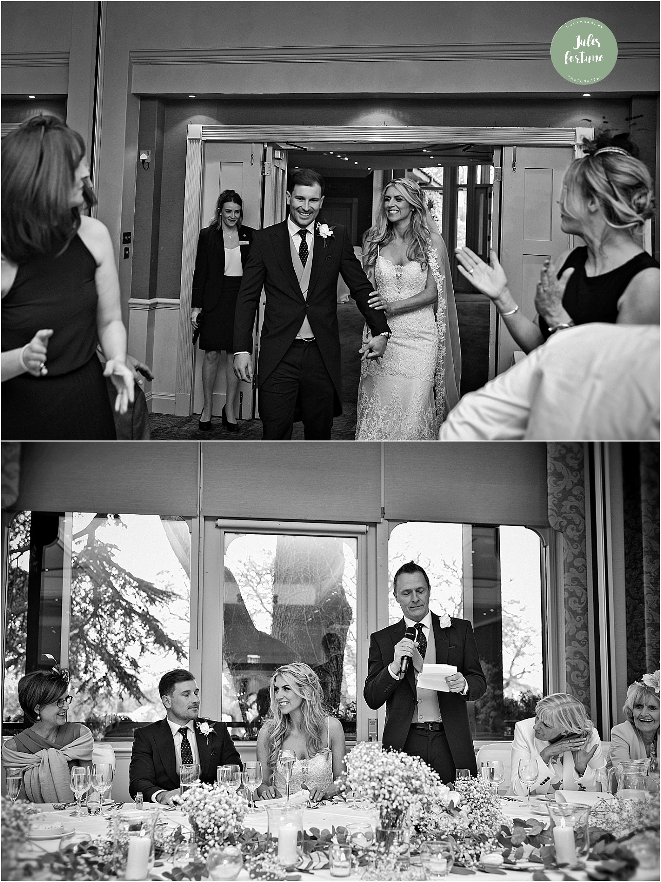 The Mere Resort Wedding Photographer