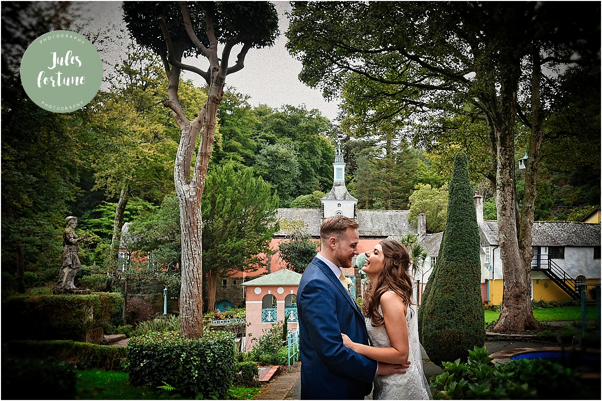 Portmeirion Weddings North Wales