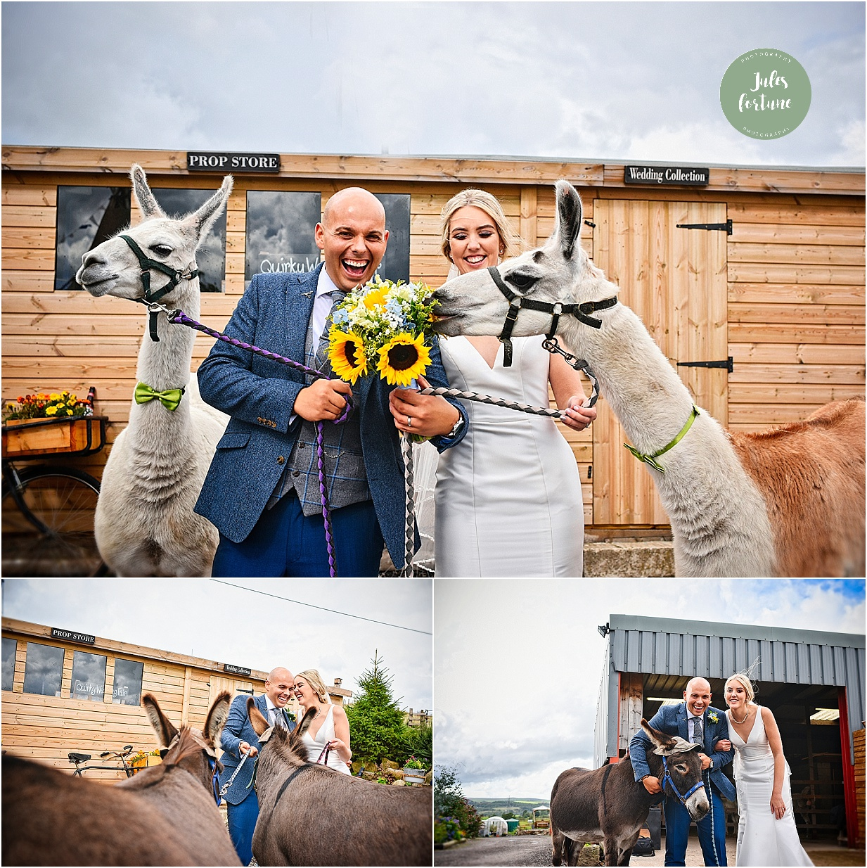 Well Being Farm Wedding Lancashire