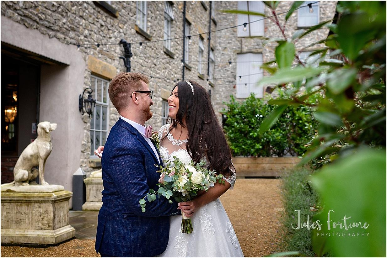 Gorgeous Holmes Mill Wedding