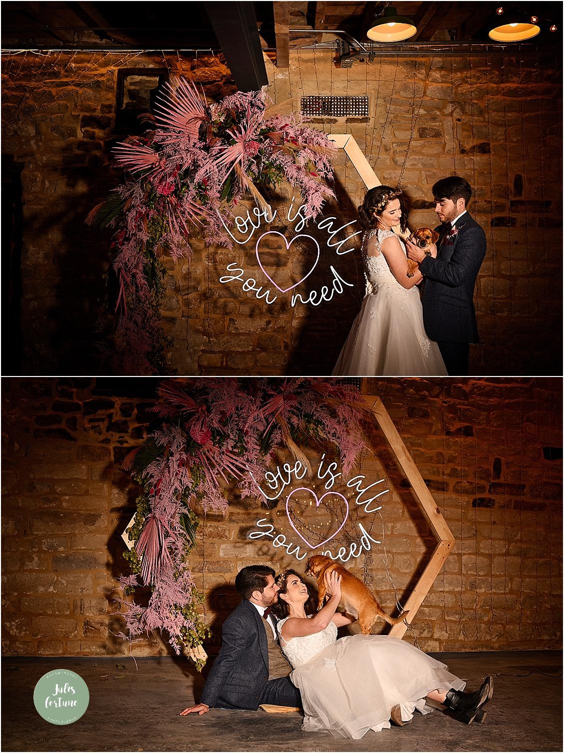 Ponden Mill Wedding Photographer