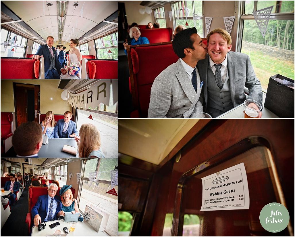 East Lancs Railway Weddings